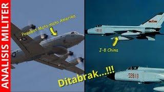 Video Ditabrak Jet Tempur China, Pesawat Mata-mata Amerika Ini Terpaksa Mendarat dan Ditahan MP3, 3GP, MP4, WEBM, AVI, FLV Maret 2019