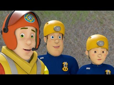 Fireman Sam Full Episodes | Picnic trouble - Penny's Ocean saves | 1 Hour Marathon 🚒🔥Kids Movie