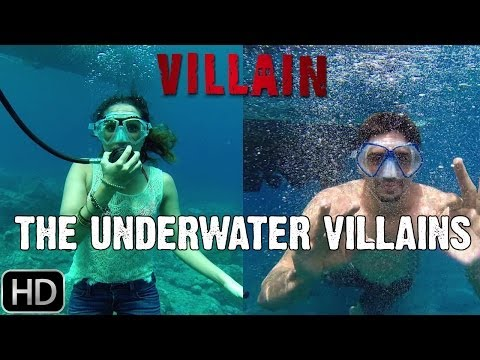 Behind The Scenes - Under Water - Ek Villain
