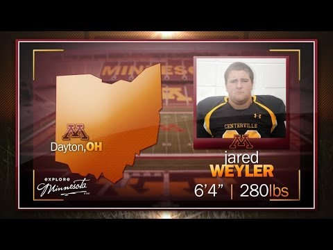 HIGHLIGHTS: OL Jared Weyler