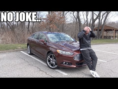 Come on Ford!? Steering wheels are falling OFF?? 1.3 MILLION Fusion and MKZ owners affected..
