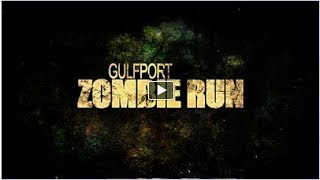 Are you ready for the Zombie invasion, Gulf Coast?  Register at http//zombierun.com