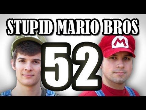 Stupid Mario Brothers - Episode 52