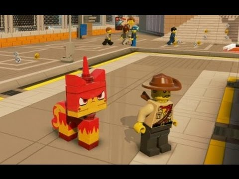 LEGO - This video shows how to unlock 5 additional characters and 4 additional Pants in The LEGO Movie Videogame. The 5 additional characters are as follows: Angry ...