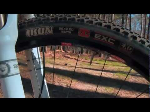 Maxxis Ikon Mountain Bike Tire Review from Performance Bicycle