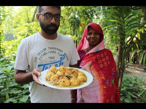 Village Food | Egg korma | Eid special recipe