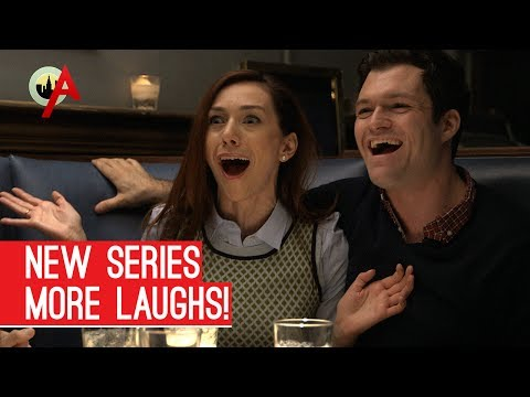 New Series, More Laughs! Coming Soon to Above Average (TRAILER)