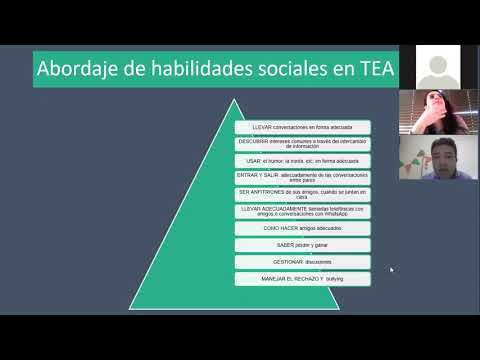 parte 1 3era jornada de entrenamiento como Coterapeutas en habilidades sociales   Agrupación TEAbrazo   Puerto Varas