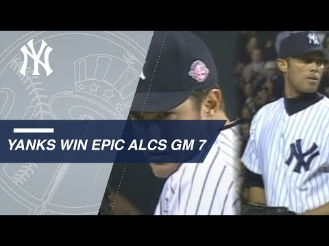 Video: Mussina, Mariano push Yanks past Red Sox in 2003 ALCS