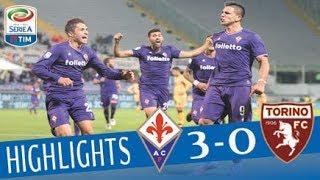 Video Fiorentina - Torino 3-0 - Highlights - Giornata 10 - Serie A TIM 2017/18 MP3, 3GP, MP4, WEBM, AVI, FLV Juni 2018
