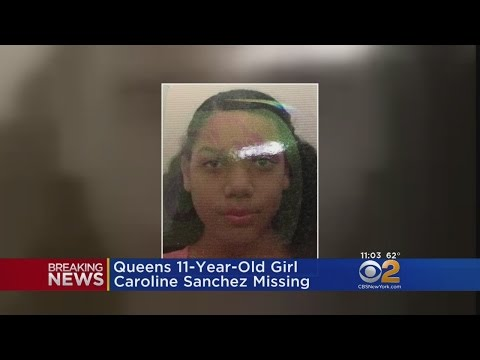 Police Looking For Missing 11-Year-Old Queens Girl
