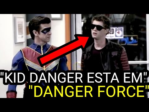 O RETORNO KID DANGER EM DANGER FORCE