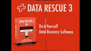 Data Rescue 3 - The Best Selling, Most Awarded Mac Hard Drive Recovery Software