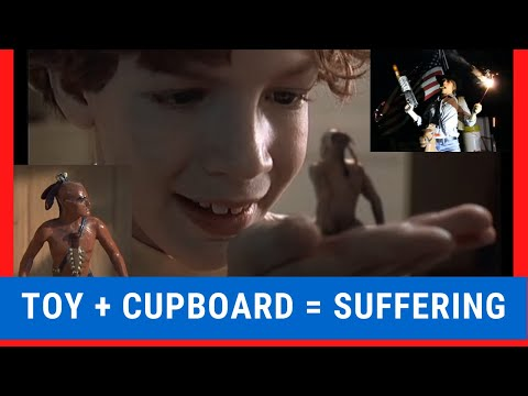 The Indian In The Cupboard: A Hell of a Commentary