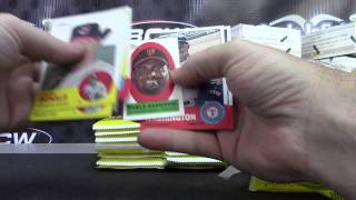 Dom's 2012 Heritage Baseball Box Break
