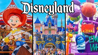 Video Top 10 New Rides and Attractions at Disneyland in 2019 MP3, 3GP, MP4, WEBM, AVI, FLV September 2019
