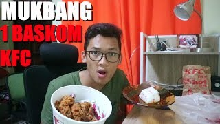 Video MUKBANG KFC WING BUCKETS......(SAMPAI KENYANG GILAKKKK!!!!) MP3, 3GP, MP4, WEBM, AVI, FLV Oktober 2017