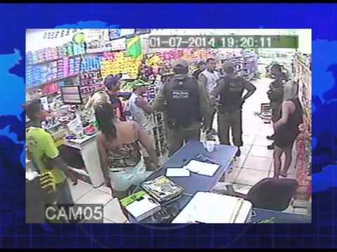 ASSALTO EM COMÉRCIO DE PORTEL   TV AMAZON