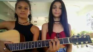 """Download Lagu Hany e Daiane """" Sorte que ce beija bem """" - Maiara e Maraisa (Cover) Mp3"""