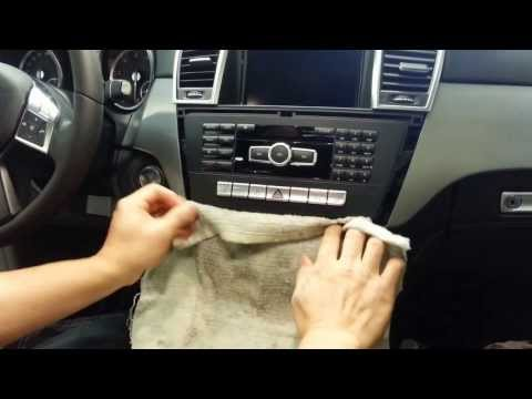 2014 Mercedes Benz Stereo Removal and VIM Install