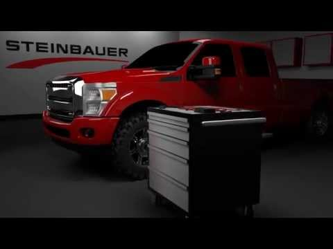 Steinbauer Performance Module Installation on a F150 pickup truck