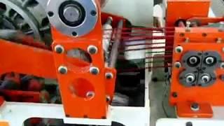 video thumbnail FULLY AUTOMATIC POCKET TISSUE MAKING MACHINERY youtube