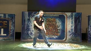 Poppin DS – 2018 JINJU SDF POPPING SIDE JUDGE SHOW