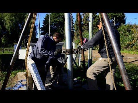 Se puso en funcionamiento un nuevo pozo de agua potable