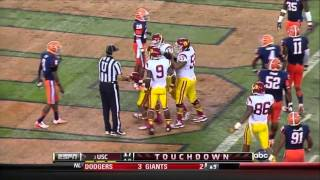 Robert Woods vs Syracuse & Arizona (2012)