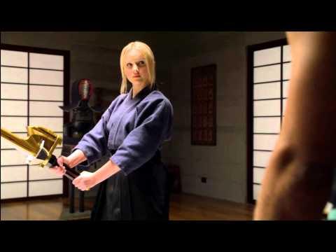Video Power Rangers Super Samurai - The Great Duel - Lauren's Training download in MP3, 3GP, MP4, WEBM, AVI, FLV January 2017