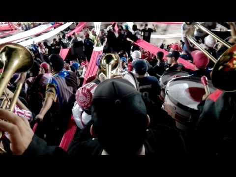 Hoy juega Los Andes se prepara el barrio - La Banda Descontrolada - Los Andes