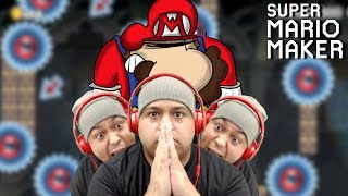 THIS F#%KING LEVEL ALMOST MADE ME QUIT YOUTUBE!! [SUPER MARIO MAKER] [#98]