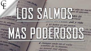 Video Los Salmos Mas Poderosos y Milagrosos (RECOPILACIÓN) MP3, 3GP, MP4, WEBM, AVI, FLV Desember 2018