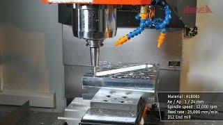 AF-1000 High Speed Cutting