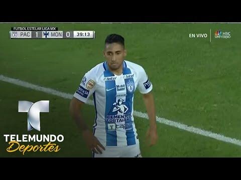 ¡Tremendo Urretaviscaya! ¡Casi hace solo el segundo gol! | LIGA MX | Telemundo Deportes