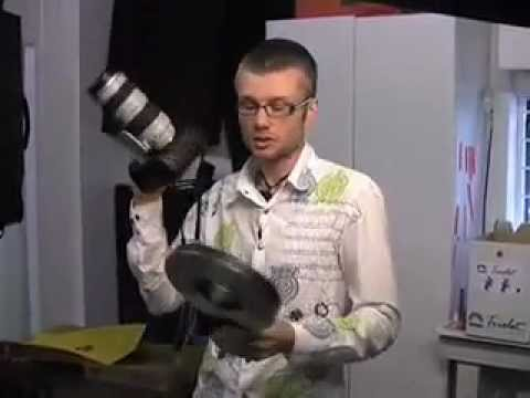 orbis® ring flash episode 002 - in the gear room