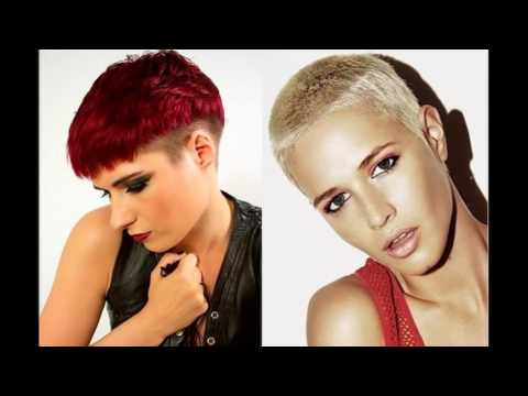 Download Long to ultra short haircut HD Video