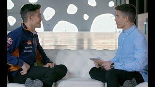 Video La entrevista imposible: Márquez sorprende a Márquez MP3, 3GP, MP4, WEBM, AVI, FLV Juli 2018