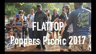 Flat Top – Poppers Picnic 2017