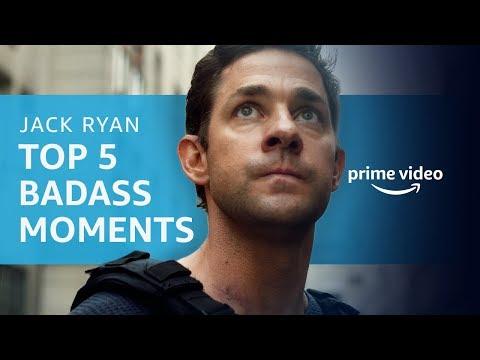 Jack Ryan Season 1| Best Action Scenes | Prime Video