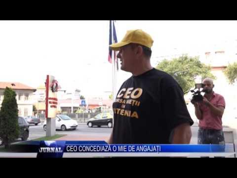 CEO CONCEDIAZA O MIE DE ANGAJATI