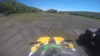 10. 2016 Polaris Sportsman 570 vs 2008 Can-Am Renegade 500