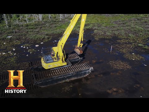 The Curse of Oak Island: FINDING ANSWERS IN THE SWAMP (Season 7)   History