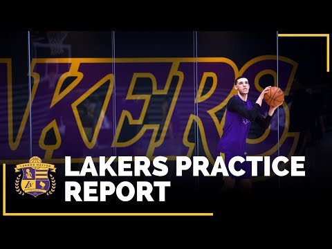 Video: Lakers Implement Running Punishments For Turnovers In Practice