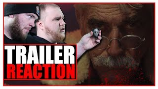 The Man Who Killed Hitler and Then The Bigfoot | Trailer Reaction