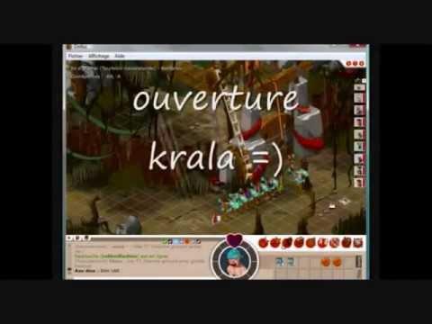 comment ouvrir le krala dofus
