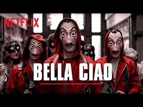 Bella Ciao Full Song | La Casa De Papel | Money Heist | Netflix India