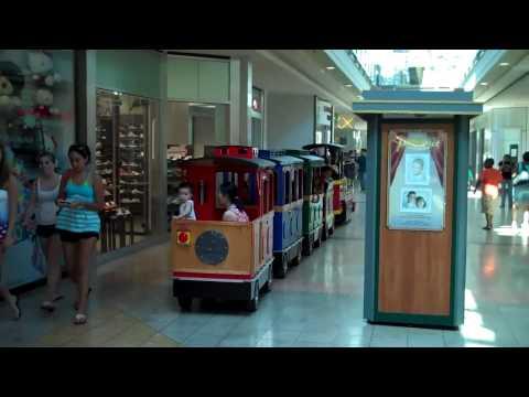 Mall Train Madness