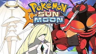 ULTRA BEASTS AND THE AETHER FOUNDATION! | Pokémon Sun and Moon! by Munching Orange