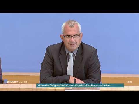 Bundespressekonferenz zu den Ergebnissen des SVR-In ...